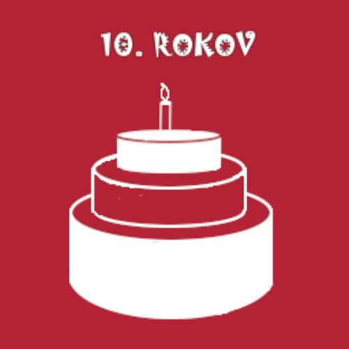 10. výročie MAIND